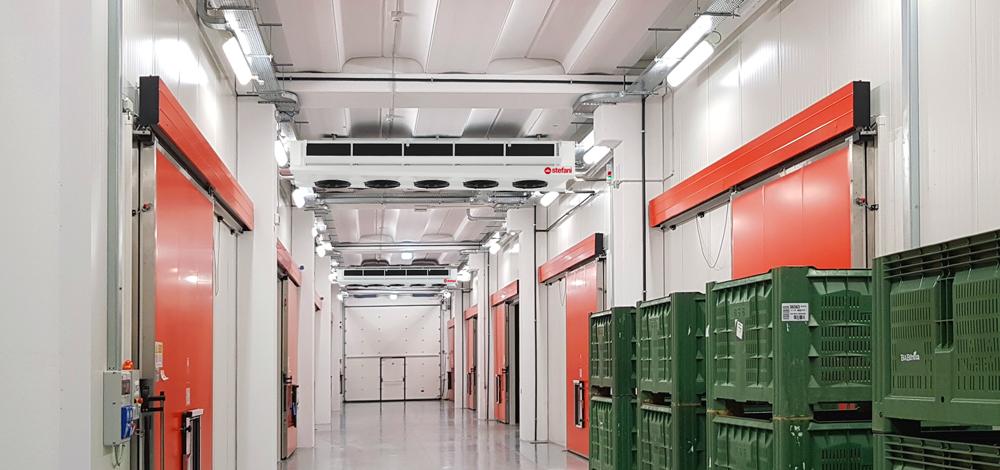 MAESTRO è l'aerorefrigerante a doppio flusso industriale di Stefani - STEFANI