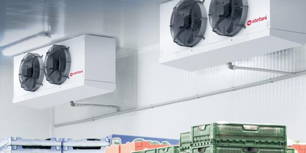 Garanzia - BOREA è il nuovo aerorefrigerante cubico commerciale di Stefani - STEFANI