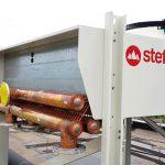 Raffreddamento camicie e circuito intercooler - SCIROCCO è il nuovo raffreddatore di liquido a tavola di Stefani - STEFANI