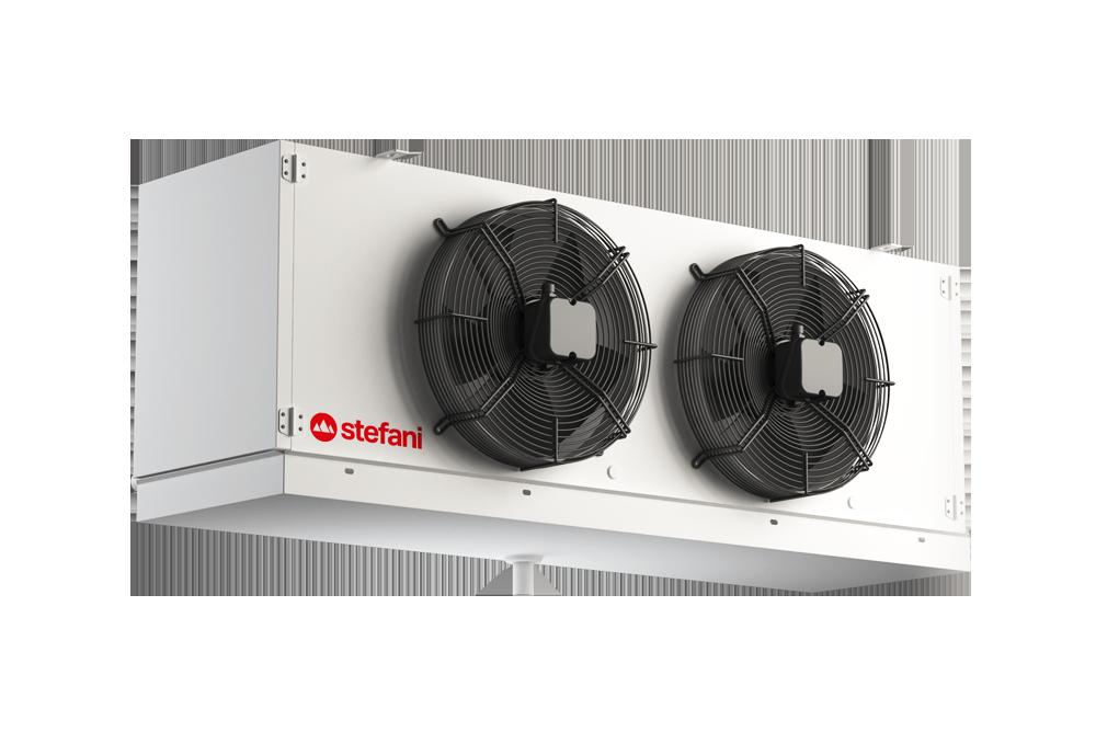 BOREA è il nuovo aerorefrigerante cubico commerciale di Stefani - STEFANI