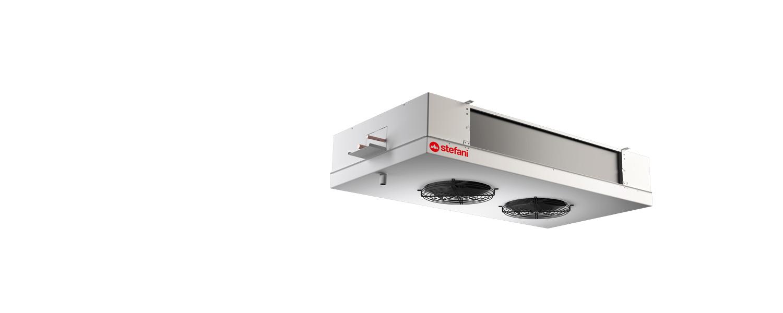 ZEFIRO è il nuovo aerorefrigerante a doppio flusso di Stefani - STEFANI