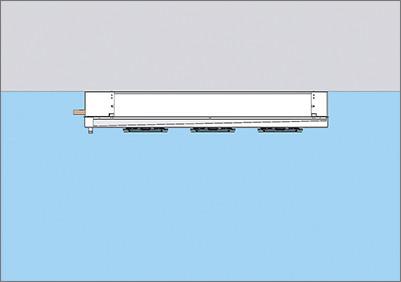 Aderenza soffitto - ZEFIRO è il nuovo aerorefrigerante a doppio flusso di Stefani - STEFANI