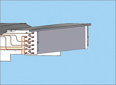 Batteria spalla - ZEFIRO è il nuovo aerorefrigerante a doppio flusso di Stefani - STEFANI