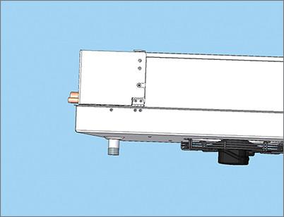 Scarico - ZEFIRO è il nuovo aerorefrigerante a doppio flusso di Stefani - STEFANI